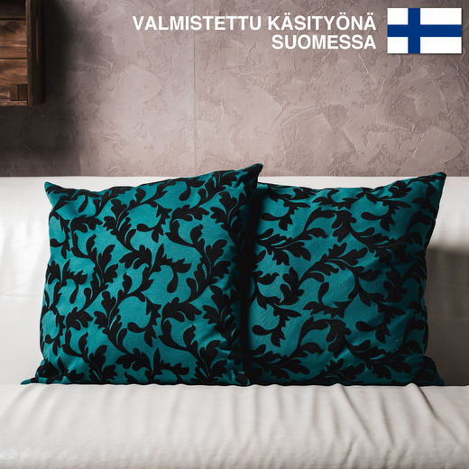 Untuvaa Petrooli Köynnös- decorative pillow case