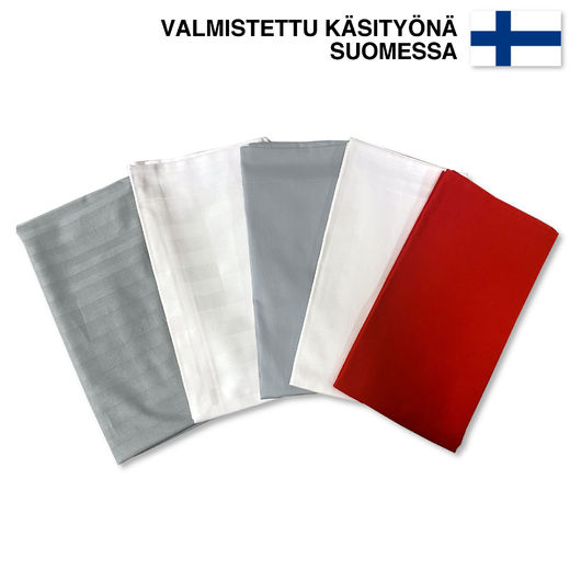 Untuvaa Taiga - pillow cases, many colors