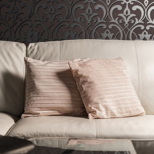 Untuvaa Ulpu - light pink decorative pillow case